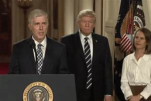 Trump's SC nominee Neil Gorsuch's appointment to set off ...