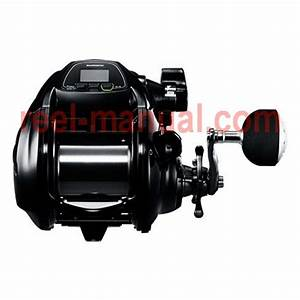 Shimano 2015 Forcemaster 9000 Download Original User Manual Guide Or Can Buy Translation Into