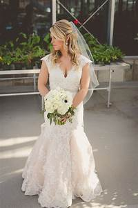 incredible wedding in grand rapids mi vanwerlund With wedding dresses grand rapids