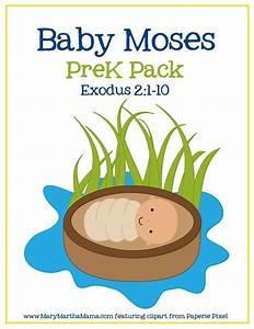 Baby Moses Preschool Activities   AllFreeKidsCrafts.com