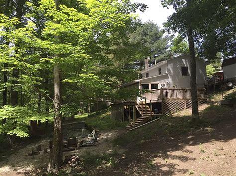 Fisherman's Cottage At Burr Oak Lake, Near ...