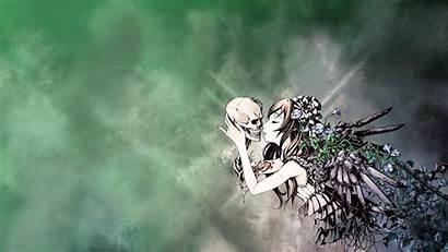 Skull Background Girly Desktop Flowers Heaven 1080p