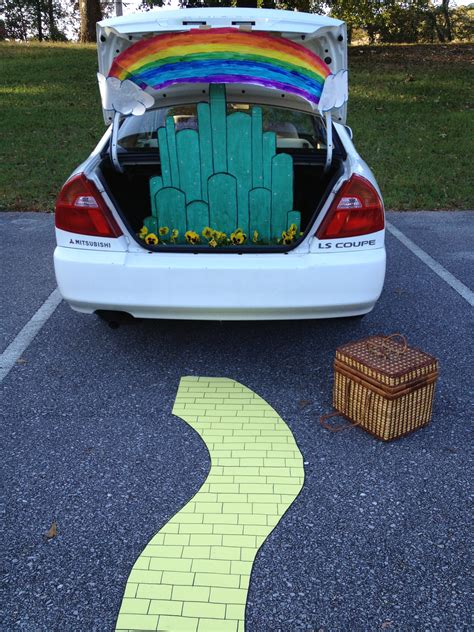 trunk or treat ideas trunk or treat dress up your vehicle and yourself saint john the evangelist catholic church
