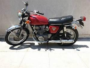 Buy 1973 Honda Cb450 On 2040
