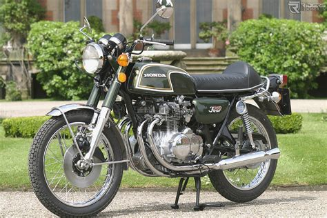 The Honda Cb350 Four: Now Fashionable After All These Years