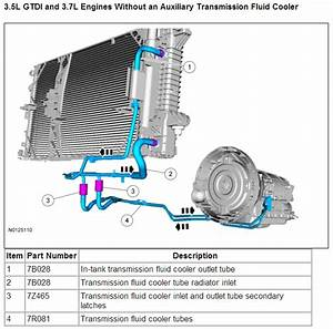 Transmission Lines - Ford F150 Forum