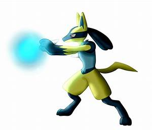 Shiny Lucario by AlicornRarity on DeviantArt