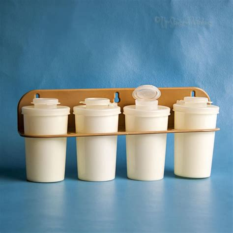 Tupperware Spice Rack by 426 Best Images About Kitchenalia On