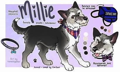 Deviantart Dog Drawings Drawing Animal Millie Anime