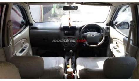 Modifikasi Mobil Xenia Xi Deluxe 2011 by 2011 Daihatsu Xenia 1 3 Xi Deluxe Warna Silver Metalik