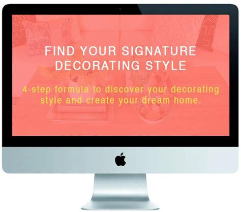 Find Your Signature Decorating Style  Amanda Katherine
