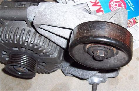idler pulley fell  ford explorer  ford ranger