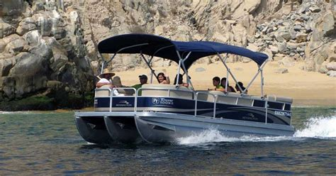 Trimaran Pontoon by Cabo Luxury Trimaran Tours Precious