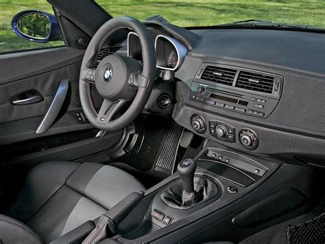 2007 Bmw Z4 M Coupe First Drive