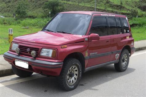 92 Suzuki Sidekick vendo suzuki sidekick 92 4x4