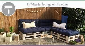 Paletten Möbel Selber Bauen : palettenm bel selber bauen teil 4 unsere neue gartenlounge wohncore ~ Orissabook.com Haus und Dekorationen