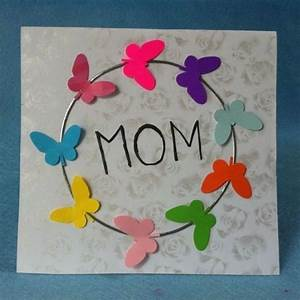 81+ Easy & Fascinating Handmade Mother's Day Card Ideas ...