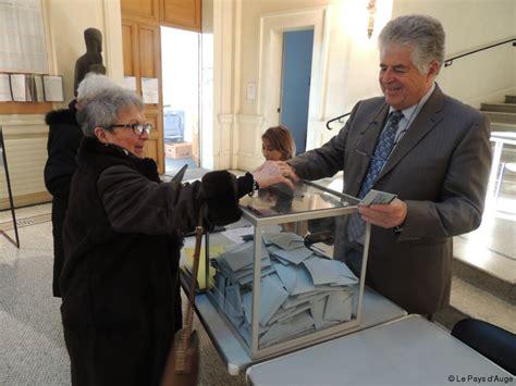 heure bureau de vote trouville sur mer participation en hausse à 15 heures au