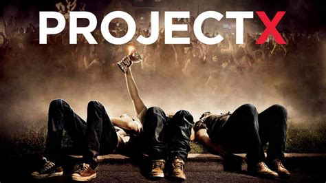Is Movie Project X 2012 Streaming On Netflix