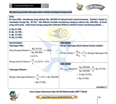 Contoh soal ujian sekolah (us) bahasa arab. Buku Super Quantumatika: Siap Total Ujian Sekolah (US) dan ...