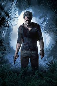 Uncharted 4: A Thief's End Nathan Drake Poster – Nerdemia