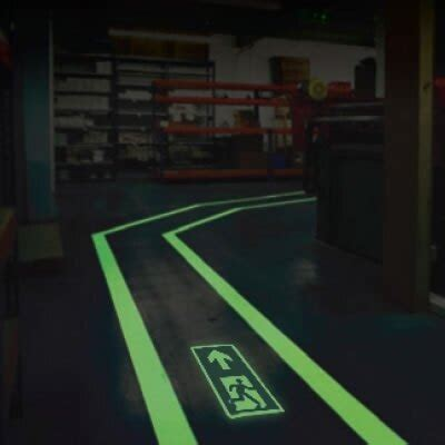 floor mounted escape route signs  jalite