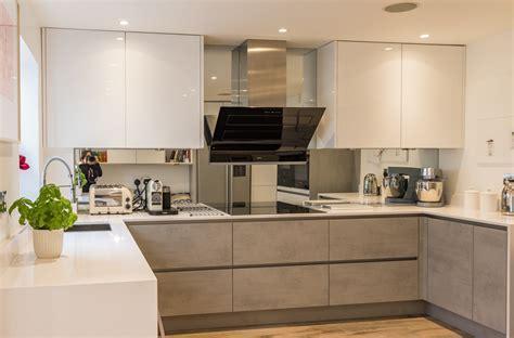 Nobilia Kitchen Concrete St Margarets   Richmond Kitchens
