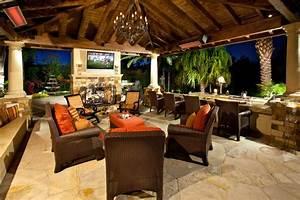 Patio tv ideas patio tropical with stone patio stone