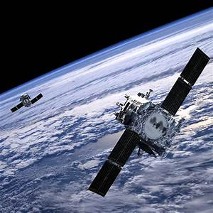 Real Satellite In Space Hd (page 3) - Pics about space