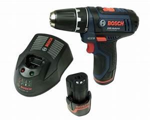 Akkuschrauber Bosch Professional : bosch gsr 10 8 2 li akkuschrauber 2 0ah 2 x akku und ~ Articles-book.com Haus und Dekorationen