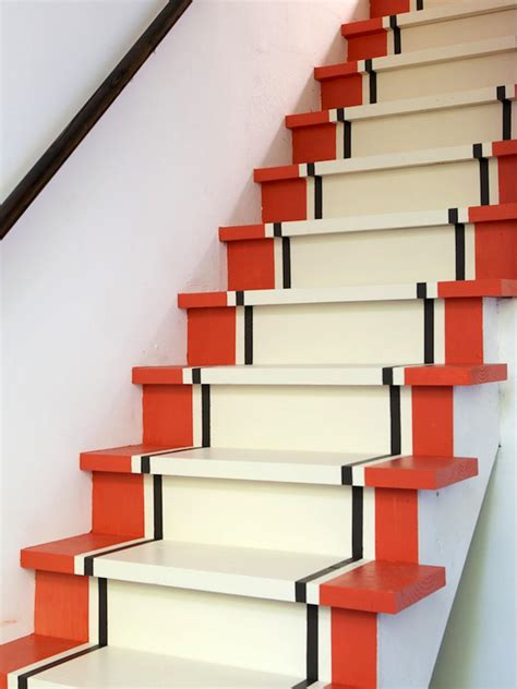 How To Paint A Staircase  Howtos  Diy