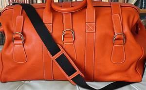 Sac De Voyage Cuir Homme : sac de voyage cuir homme hurbane orange bonze sac de ~ Melissatoandfro.com Idées de Décoration