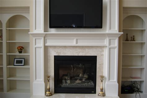stoking the fire fireplace remodels