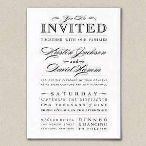 black wedding invitations funny wedding invitation wording With examples of funny wedding invitation wording