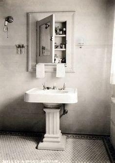authentic  powder room trendy bathroom bathroom