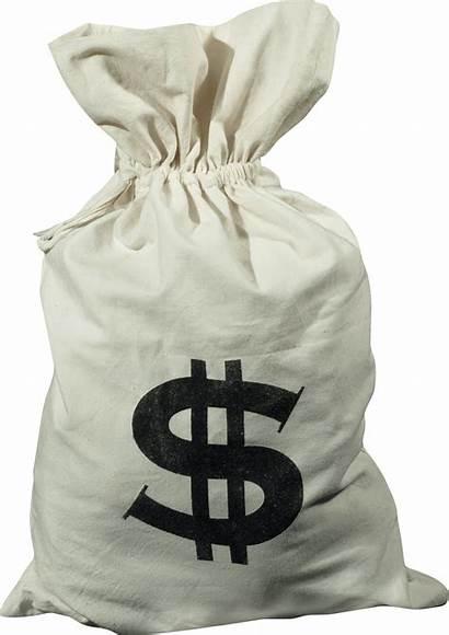 Money Bag Transparent Bags Sack Background Dollar