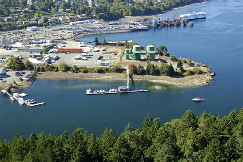 Brechin Point Marina Ltd In Nanaimo, Bc, Canada