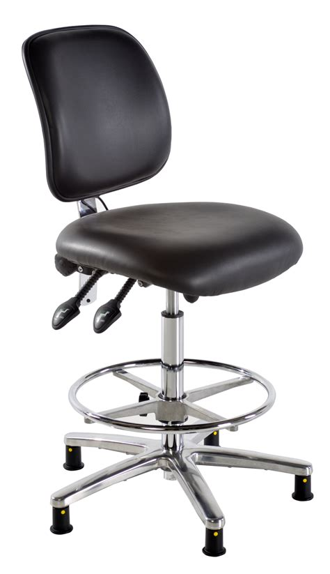 esd conductive draughtsman chair