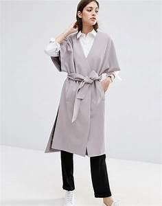 Kimono Long Femme : tendances automne hiver 2017 la mode femme ~ Farleysfitness.com Idées de Décoration