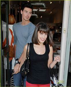 Adam Gregory Dating Jessica Lowndes: Photo 1467091   90210 ...