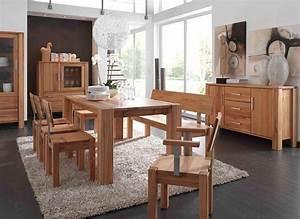 Esszimmer Mit Bank Und Stühle : massivholz esszimmer com forafrica ~ Markanthonyermac.com Haus und Dekorationen