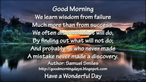 Morning Inspirational Quotes On Morning Morning Inspirational Quotes Quotesgram