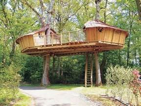 Simple Tree House Design Plans