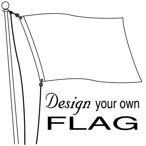 design a flag clip dyo flag coloring page abcteach