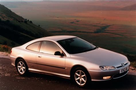 cool peugeot 406 coupe driven to write still the world s least influential