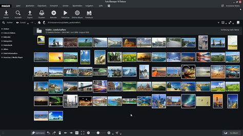 magix foto designer 9 magix photo manager 16 deluxe software file catalog 3d links