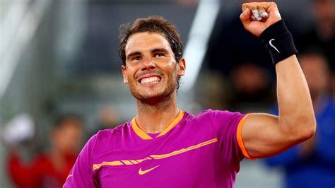Надаль продолжает лидировать в рейтинге ATP — Теннис — LiveSport.Ru