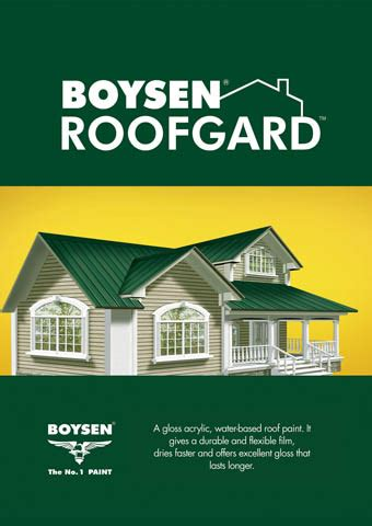 pacific paint boysen philippines inc premium acrylic water based paints boysen 174 roofgard