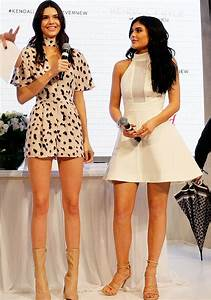 Kendall Jenner And Kylie Jenner Launch New Kendall + Kylie ...