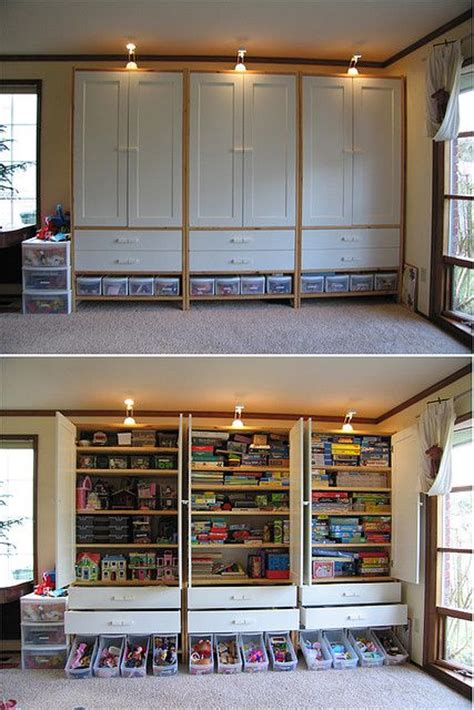 Storage Cabinets For Basement by Playroom Cabinets Tunhem Cabinets From Ikea The